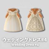 ウェディングドレス#4 [Wedding Dress #4]