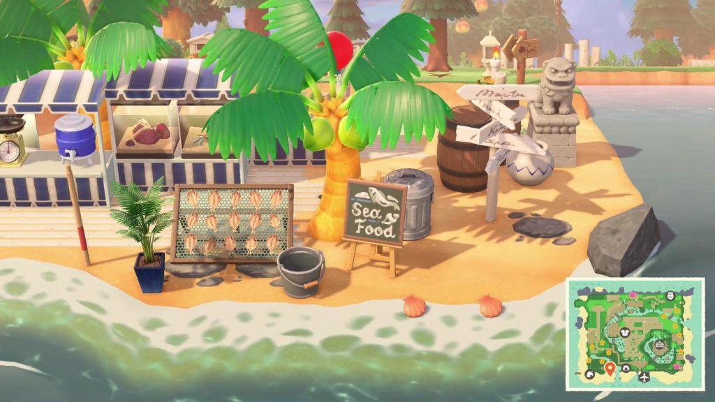 sea food top