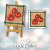 トマト [Tomato]【あつ森マイデザ】