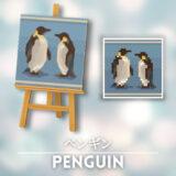 ペンギン [Penguin]【あつ森マイデザ】