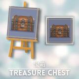 宝箱 [Treasure Chest]【あつ森マイデザ】